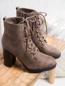 Buty damskie na zimę